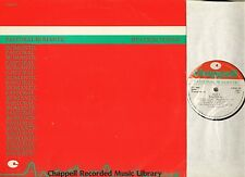 COLIN TOWNS pastoral/romantic CHAP 107 uk chapell music library 1985 LP EX/VG