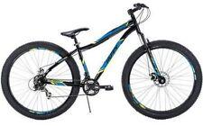 Huffy 29 Inch Mountain Bike Men's Warhawk 3.0 Mid-Fat Tire Disc Brake Shimano 21