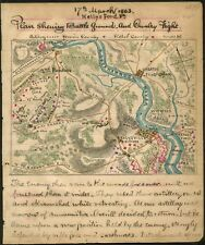 US Civil War Related Maps Chickamauga Gettysburg Bull Run Chattanooga DVD-ROM