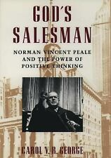 God's Salesman: Norman Vincent Peale and the Power of Positive-ExLibrary