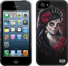 Spiral Direct DAY OF THE DEAD iPhone 5/5S Phone Case/Cover, Dia de Los Muertos