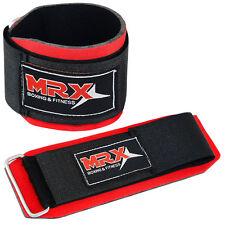 MRX Weight Lifting Wrist Wraps Fitness Training Straps Bandages