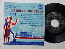 TRIO MUSETTE DE PARIS Dir RENE JOLY La belle Arabelle 76035