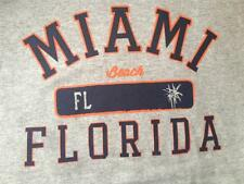 NEW MIAMI BEACH FLORIDA MENS SMALL (S) T-SHIRT by J. AMERICA 56GC