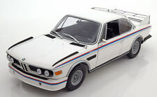 Minichamps 1973 BMW 3.0 CSL E9 COUPE WHITE 1:18*New-Super Sharp Looking Car!