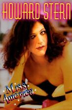 Miss America by Howard Stern (1995, Hardcover)