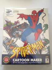 Spiderman Cartoon Maker 1995