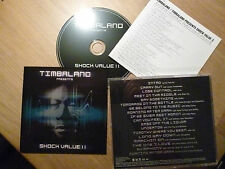 Shock Value 2 - Timbaland, Japan CD