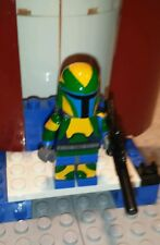 Lego Star Wars Custom Mandolorian Mercenary Kegan Custom Figure