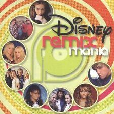 Wow! Disney Remix Mania by Disney (CD, Sep-2005, Walt Disney)