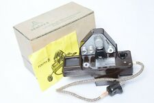 PENTAX 8 PENTACON? BAKELITE 8MM SMALL FILM EDITING VIEWER. 220V.BOXED .