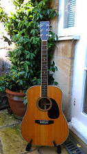 1978 TAKAMINE F-370SH HERRINGBONE (D28 COPY) w/ MARTIN STRINGS (BRAZILIAN)