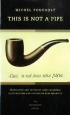This Is Not a Pipe (Quantum Books), Foucault, Michel, Good Book