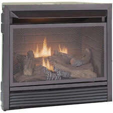 26k Vent Free Propane/Natural Gas Fireplace Insert with Remote Control