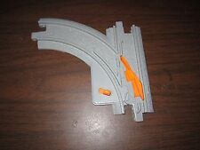 Fisher Price Geo Trax Intersection Switch Left Turn Train Replacement Piece Grey