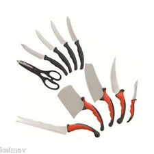 10 Pc Pro V Contour Knife Knives Set prov