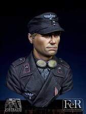 FeR German Panzertruppen Arnhem WW2 1/16th minibust Unpainted resin kit