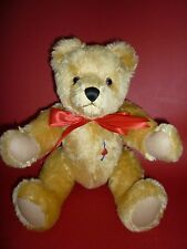 Clemens Nostalgic Teddy - 16 inches tall - new