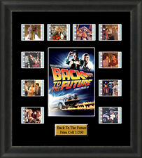 Back To The Future (1985) Film Cells FilmCell Movie Cell Presentation