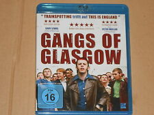 Gangs Of Glasgow - (Gary Lewis, Conor McCarron) BLU-RAY
