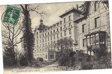 61 - cpa - BAGNOLES DE L'ORNE - Le Grand Hôtel