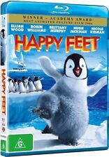 BRAND NEW SEALED Happy Feet (Blu-ray)
