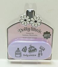 Koji Dolly Wink False Eyelash Case (for Storage) Purple NEW JAPAN