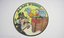 ADESIVO anni '80 / Old Sticker / Autocollant ALAN FORD Max Bunker (cm 9,5)