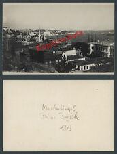 or. Foto Konstantinopel Dolmabahçe Orient Osmanisches Reich Istanbul Türkei 1915