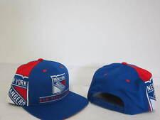 New York Rangers Reebok Retro Snap Back Adjustable Hat Cap OSFA