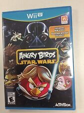 Angry Birds Star Wars  (Nintendo Wii U, 2013) Brand New Factory Sealed
