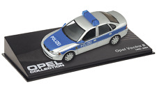 OPEL Vectra B Police VOITURE MINIATURE COLLECTION - IXO 1/43 CAR AUTO-91