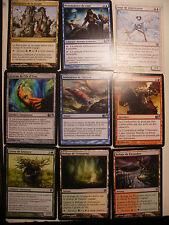 LOT 9 CARTE MAGIC l'Assemblée Trading CARDS MTG Inhabituelles