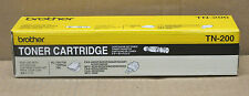 Genuine Brother TN-200 Toner Cartridge - HL 700 Series FAX 4550 Series MFC 4600