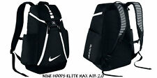 UNISEX NIKE HOOPS ELITE MAX 2.0 BASKETBALL BACKPACK (BA5259 - 010) (BLACK) *NWT*