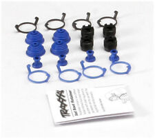 Traxxas 5378X Pivot Ball Caps & Dust Boots (4) T-Maxx 3.3 E-Maxx Brushless