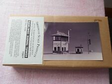 SHEEPSCOT B&M/MEC SIGNAL TOWER HO GAUGE CRAFT WOOD BUILDING KIT  NIB