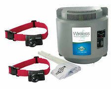 PetSafe PIF-300 Wireless Instant Pet Fence 2 Dogs NEW with 12 Free Batteries