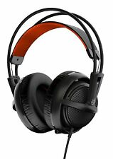 SteelSeries Siberia 200 Black Gaming Headset (formerly Siberia v2) 51133