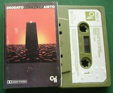 Deodato In Concert Airto inc Spirit of Summer & Parana + Cassette Tape - TESTED
