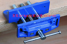 "6"" WOOD WORKING CLAMPING BENCH CLAMP VISE WORKBENCH WOODWORKER WOODWORKING VICE"
