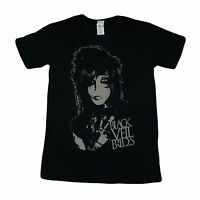 OFFICIAL Black Veil Brides Andy Biersack Wretched and Divine Small T-Shirt