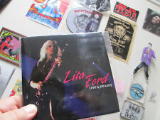 LITA FORD Live & Deadly [Slipcase] CD Black Widow Bad Love Kiss Me Deadly Rock