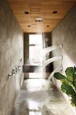 Beton Ciré Kit 7m²,Dusche, Wandbelag, Betonoptik,Microzement, Waschbecken