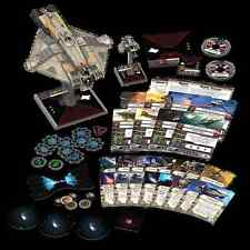 Fantasy Flight Games Star Wars X-Wing Ghost Rebel Expansion Free UK P&P