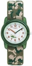 Timex T78141, Kid's Helicopter Printed Camoflage Nylon Elastic Watch, T781419J
