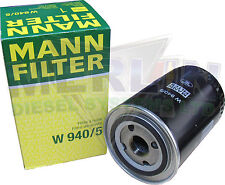 DEUTZ 117 4418 OIL FILTER MANN AND HUMMEL W940/5
