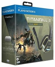 Titanfall 2 PS4 Marauder Headset Sony PlayStation 4 New
