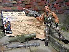 GI JOE ~ 2007 ZAP ~ 100% MINT & COMPLETE ~ TANKS FOR THE MEMORIES ~ CONVENTION