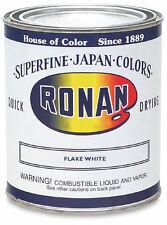 Ronan Japan Colors Fast Dry Oil Paint Flake White J3787 Quart